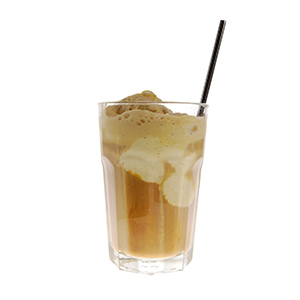 How To Make A Frappe Coffee