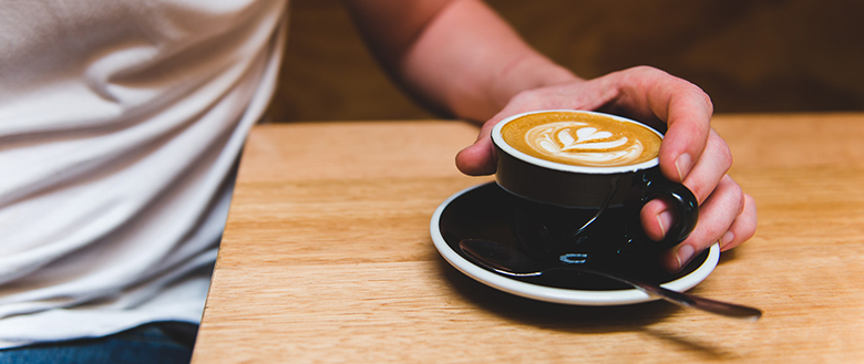 How to Make a Flat White   Barista Tips   Caffe Society