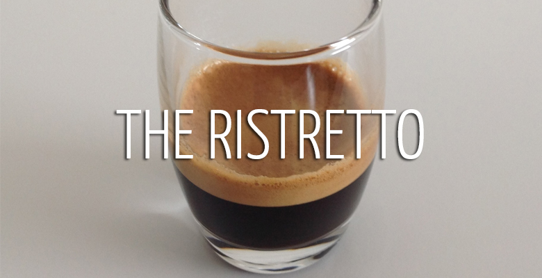 Ristretto Coffee Maker ~ The ristretto why and how to make one caffe society
