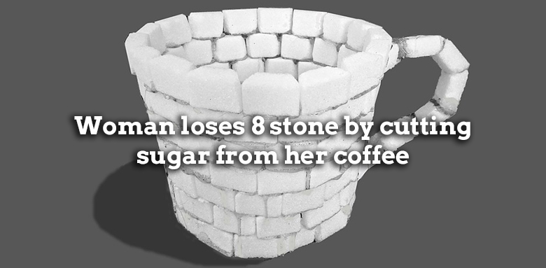 sugar cube coffee cup