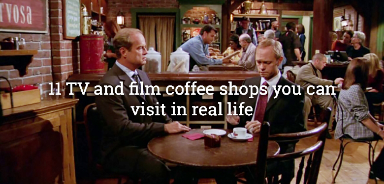 11 TV and film coffee shops you can visit in real life