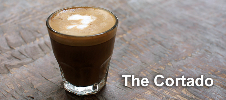 Coffee around the world - The Cortado