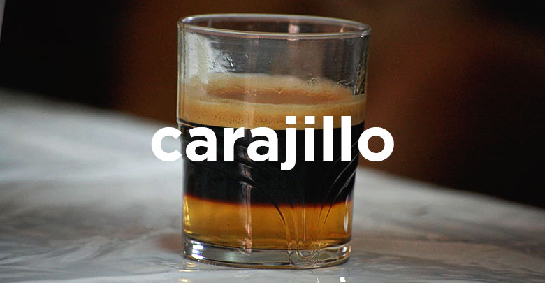 Coffee Around The World Carajillo