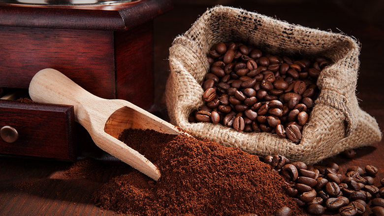 bigstock-Traditional-Coffee-Background--45761833
