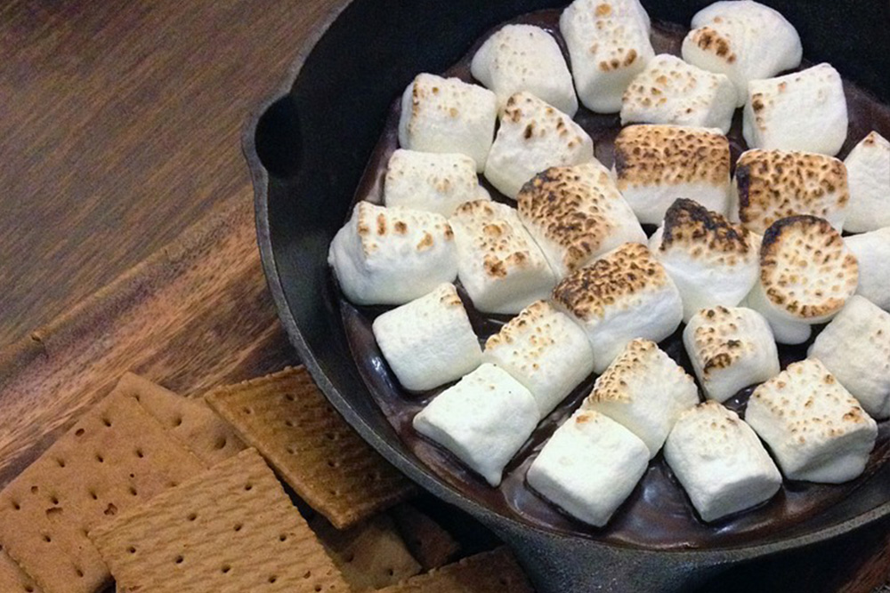 Smores Toasted Marshmellows Flavoured Coffee Syrup