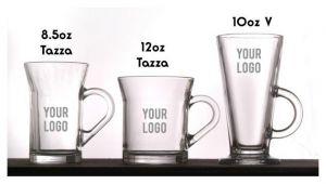 Bespoke Latte Glasses