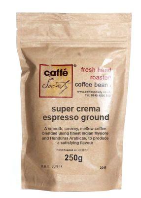 Super Crema Espresso Grind