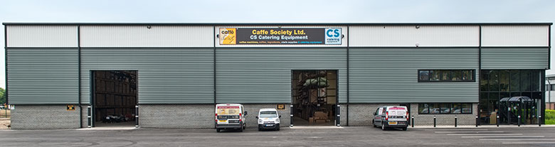 Caffe Society Head Office