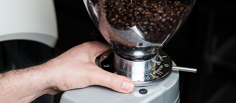 Setting The Grinder